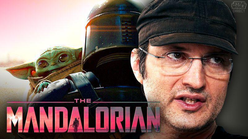 Robert Rodriguez The Mandalorian