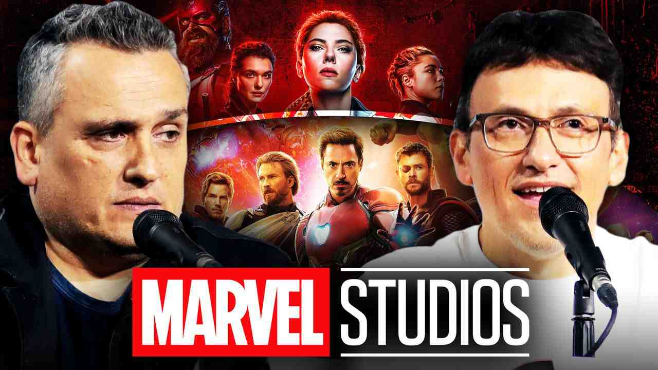 The Russo Brothers Marvel Studios