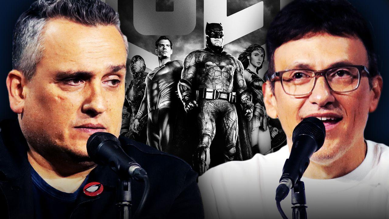 Russo Brothers Justice League