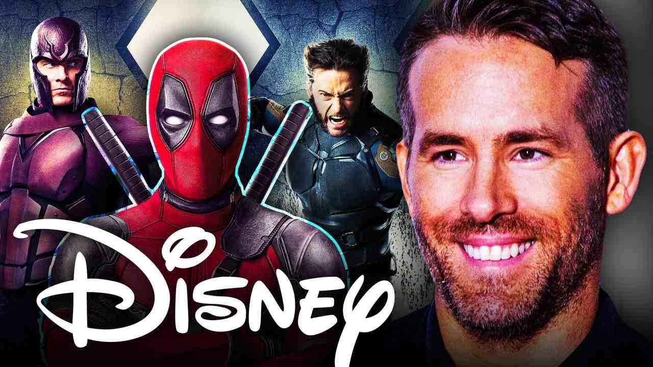 Ryan Reynolds Deadpool Disney