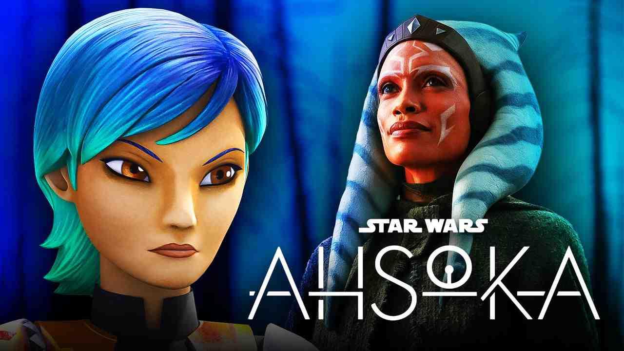 Star Wars, Rebels, Sabine Wren, Ahsoka