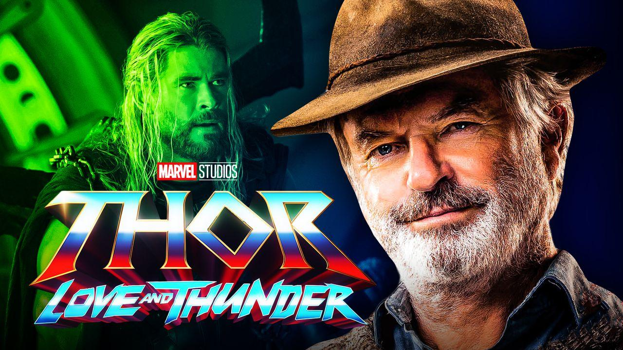Thor: Love and Thunder, Sam Neill