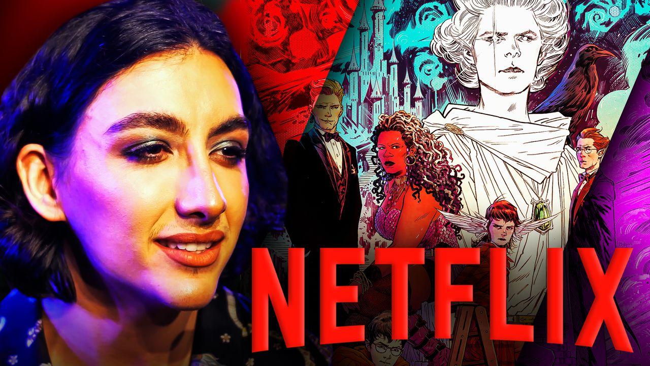 Netflix Sandman Mason Alexander Park