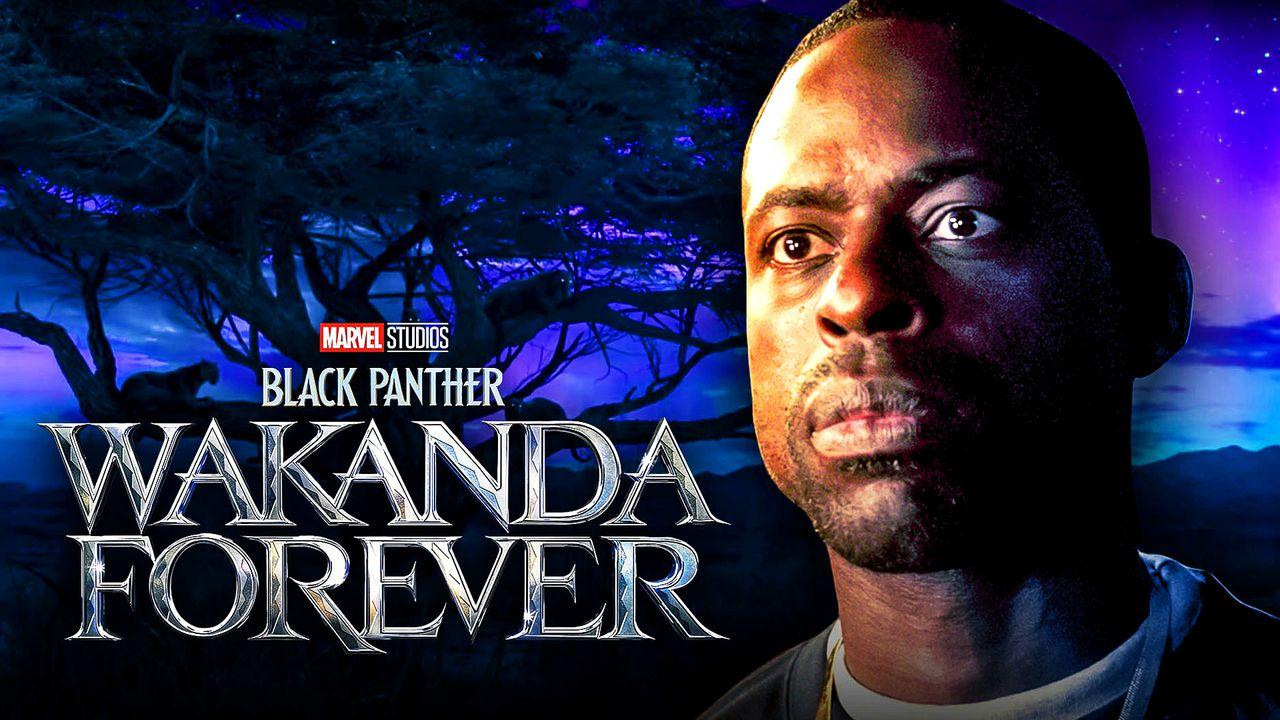 Sterling K Brown Black Panther