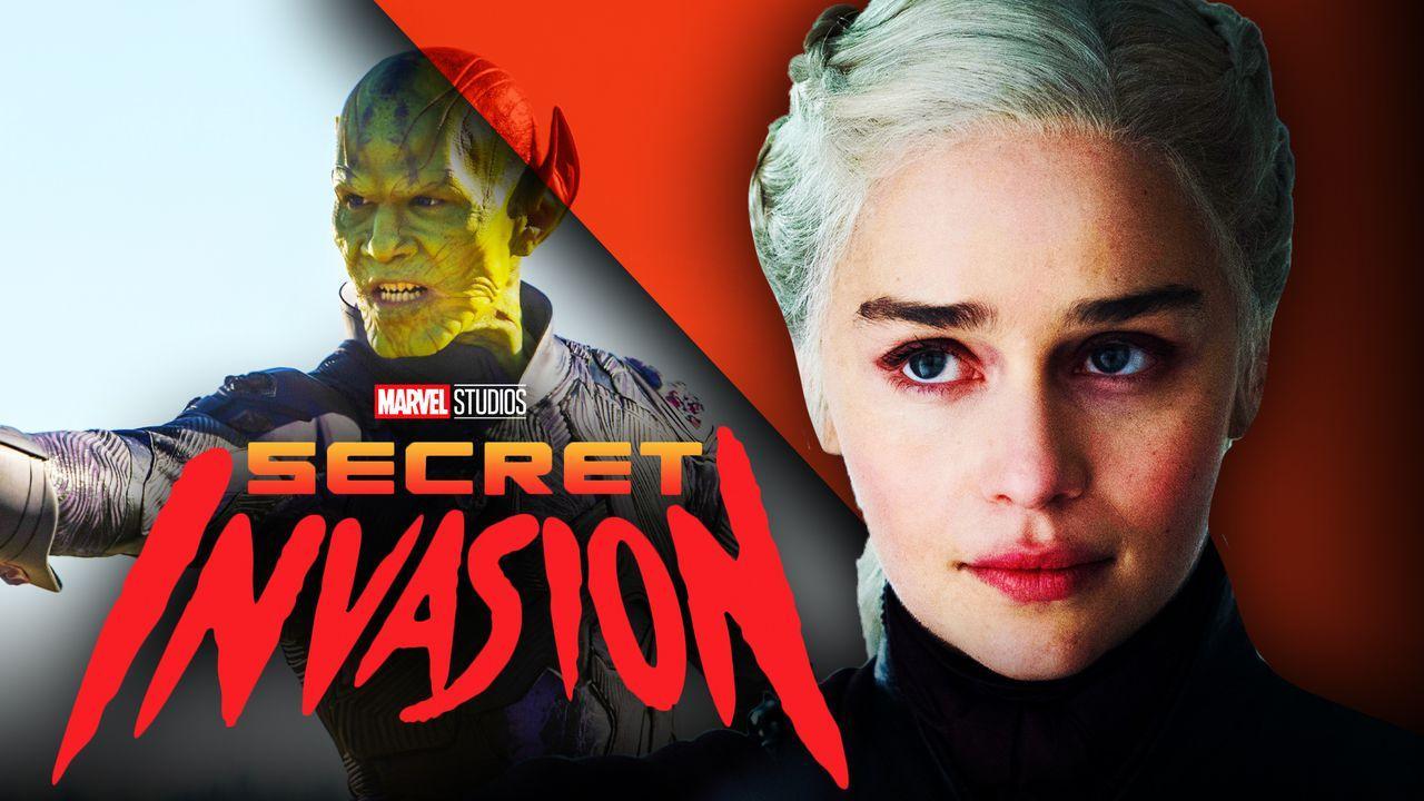 Emilia Clarke Skrull