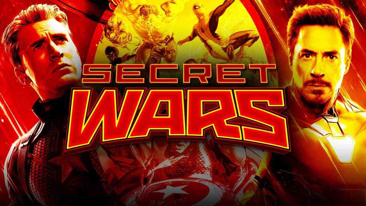 Secret Wars Marvel Studios Movie
