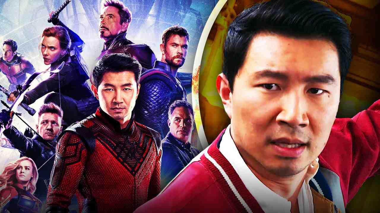 Shang-Chi, Avengers: Endgame poster, Simu Liu as Shang-Chi close up