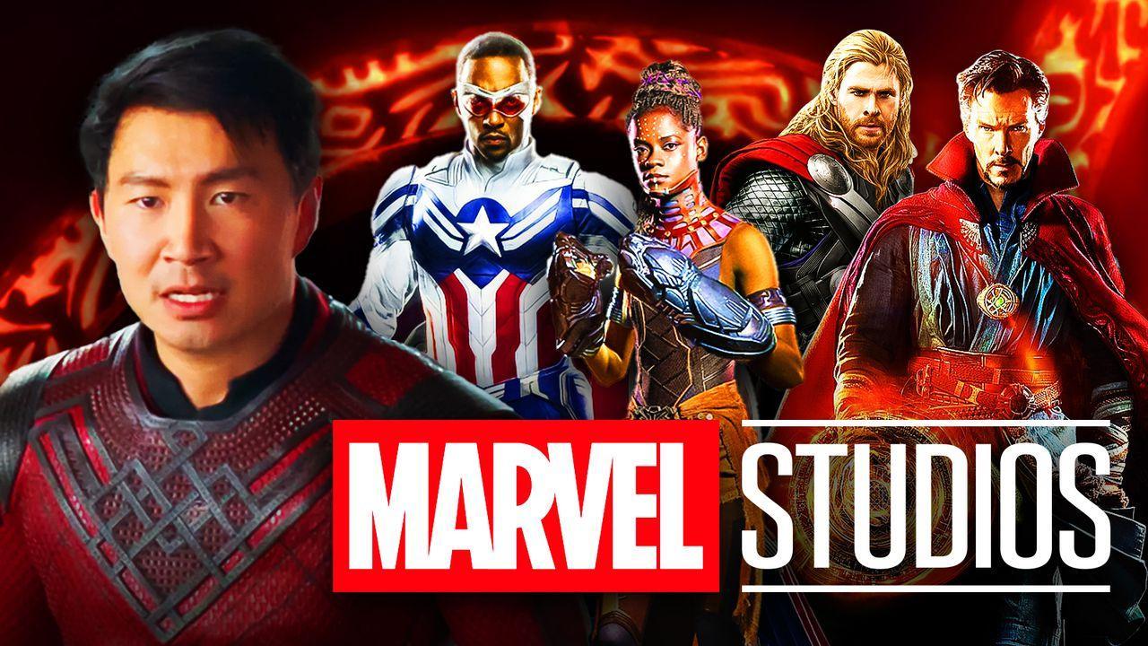 Shang Chi, Simu Liu, Captain America, Thor, Shuri, Doctor Strange
