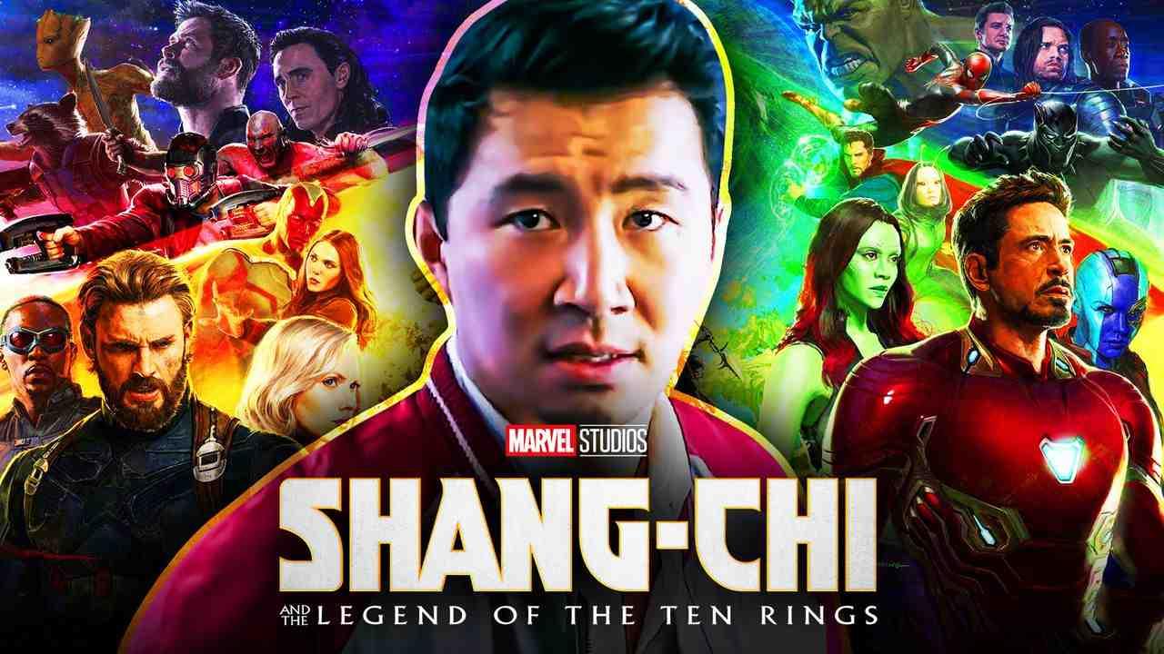 Shang-Chi Avengers