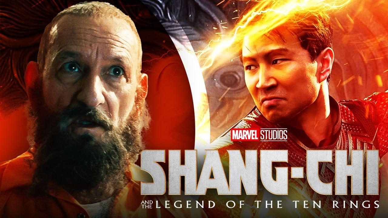 Ben Kingsley, Mandarin, Shang-Chi, Simu Liu