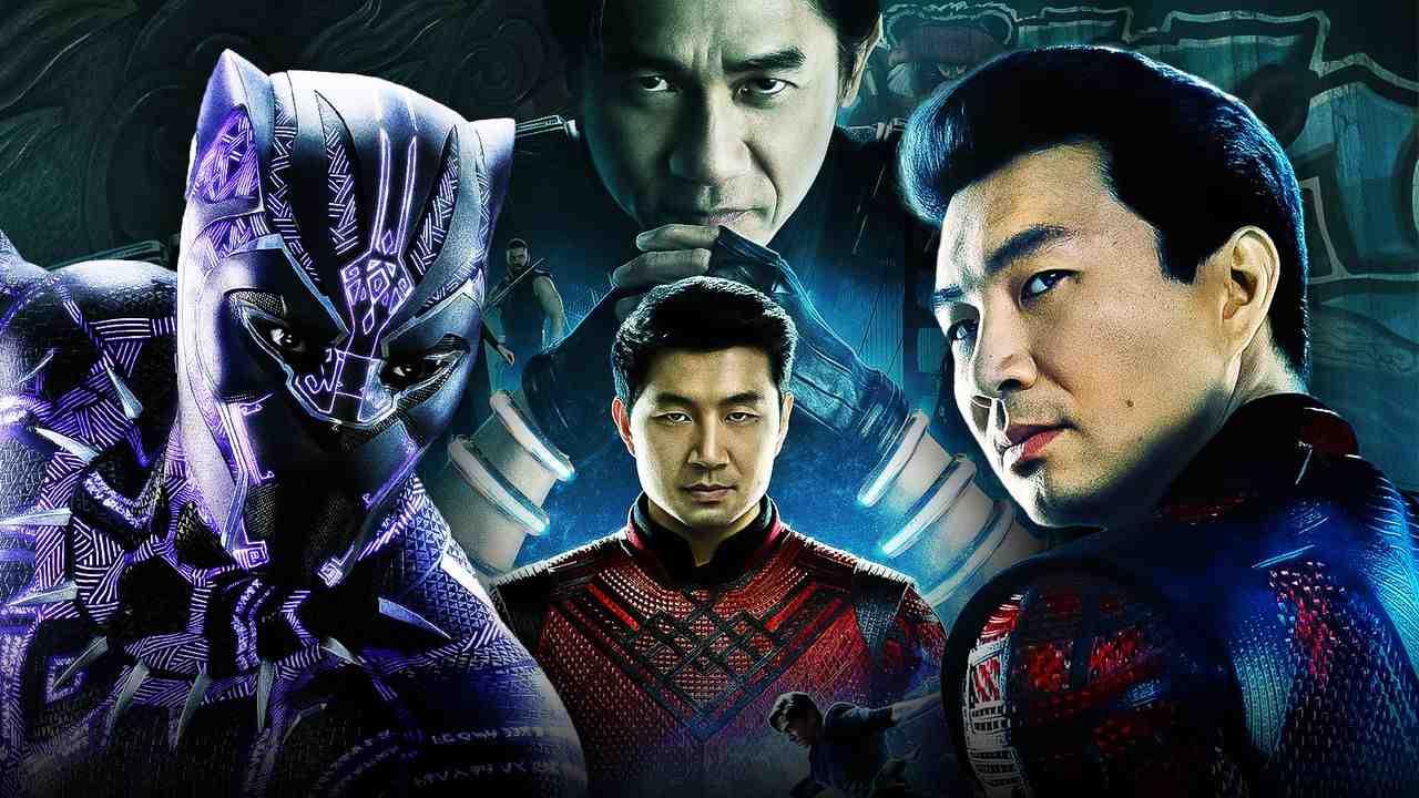 Marvel, MCU, Shang-Chi, Black Panther