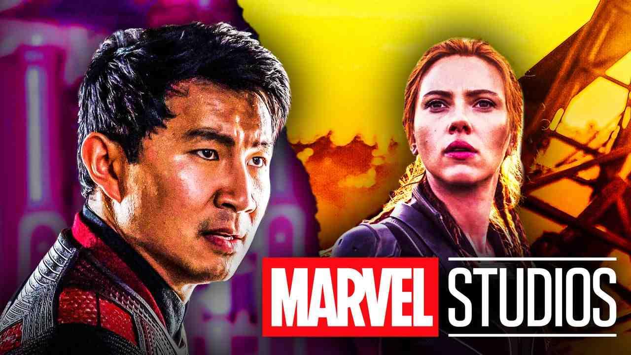 Shang-Chi Black Widow Marvel Studios