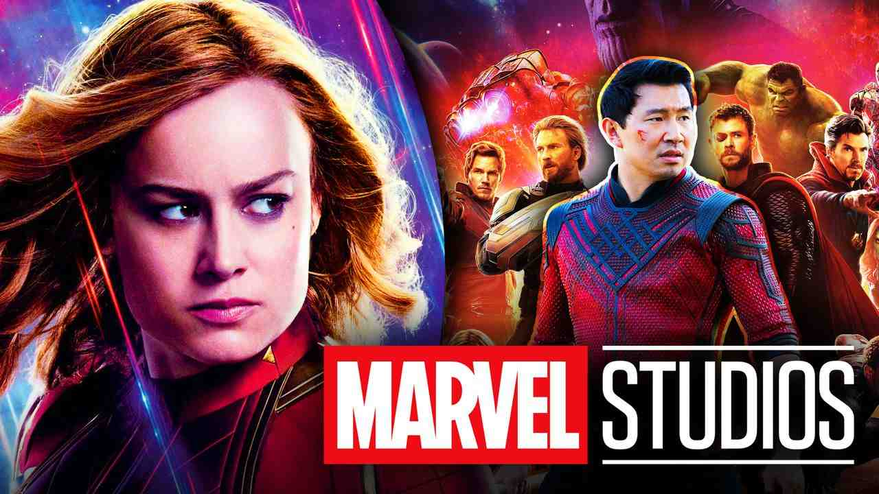 Brie Larson Captain Marvel Shang-Chi