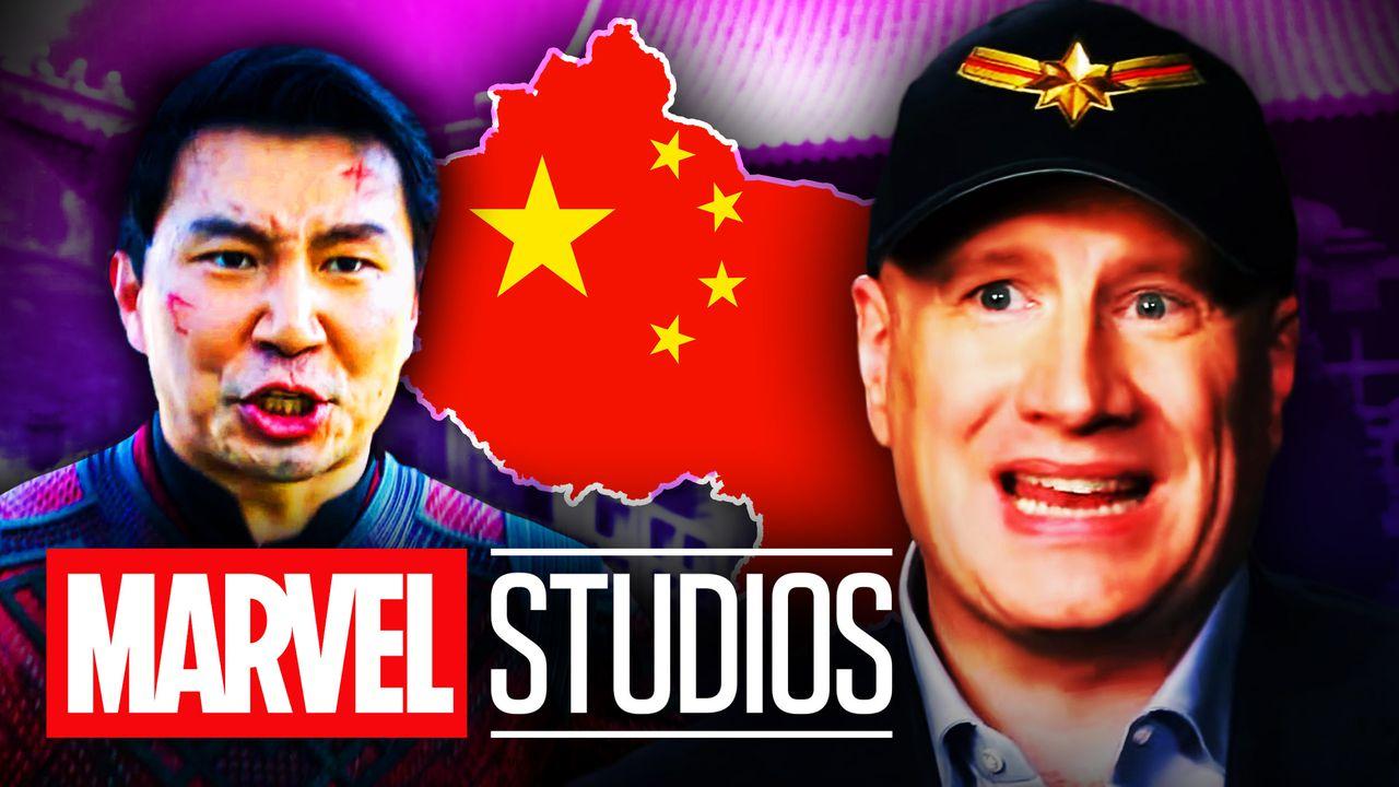 Shang-Chi Kevin Feige China Marvel Studios