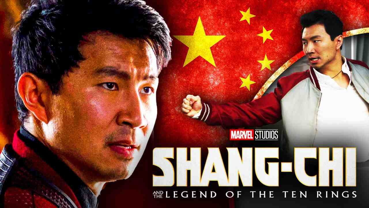 Shang-Chi Simu Liu China