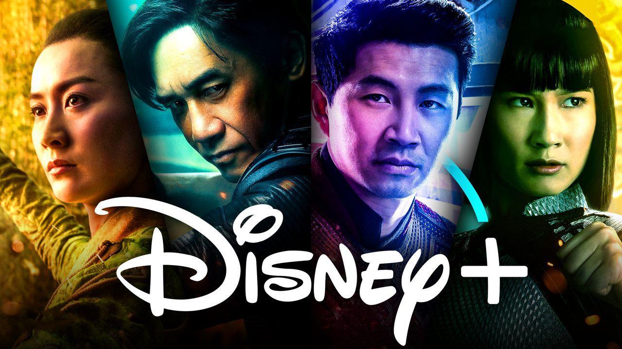 Shang-Chi Disney Plus Characters