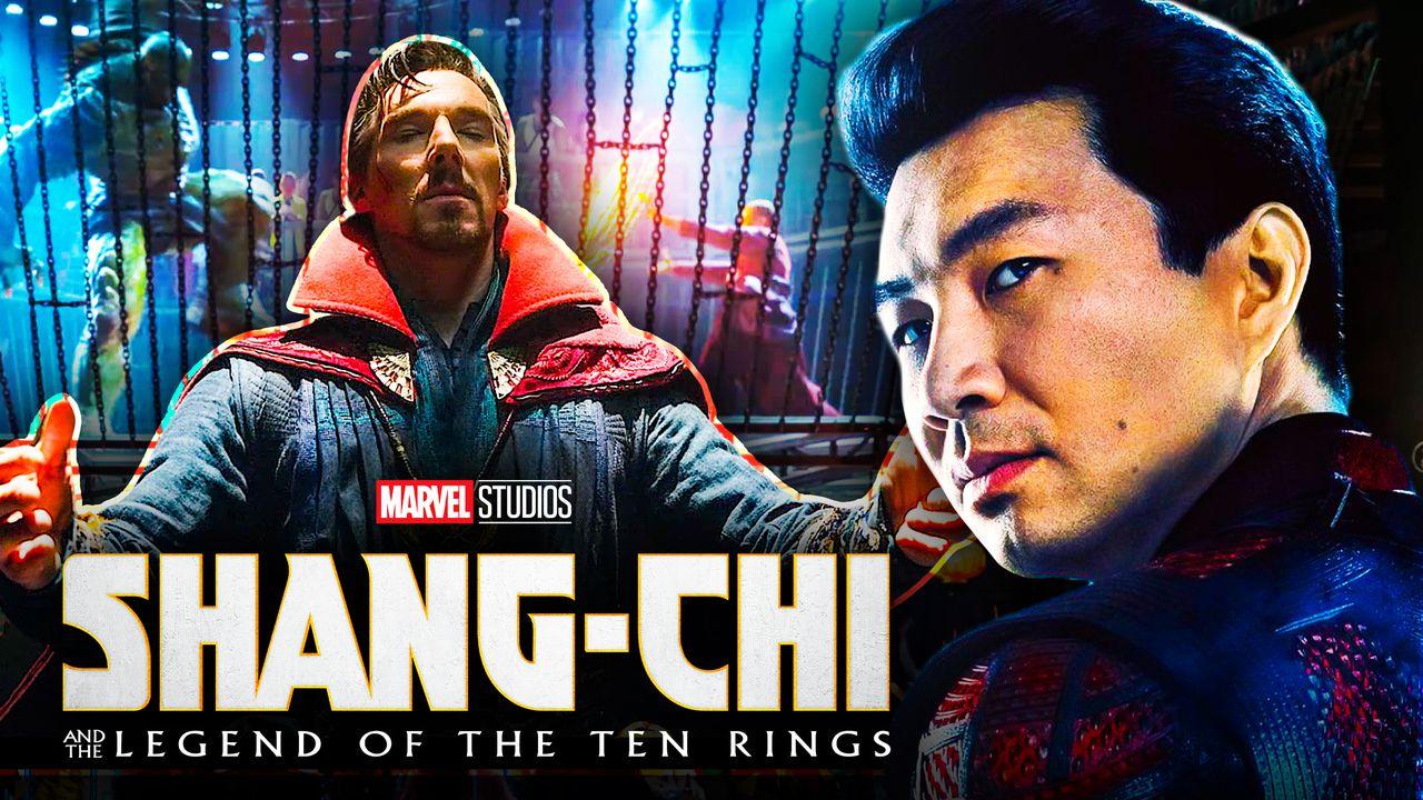 Shang-Chi Doctor Strange Abomination Wong