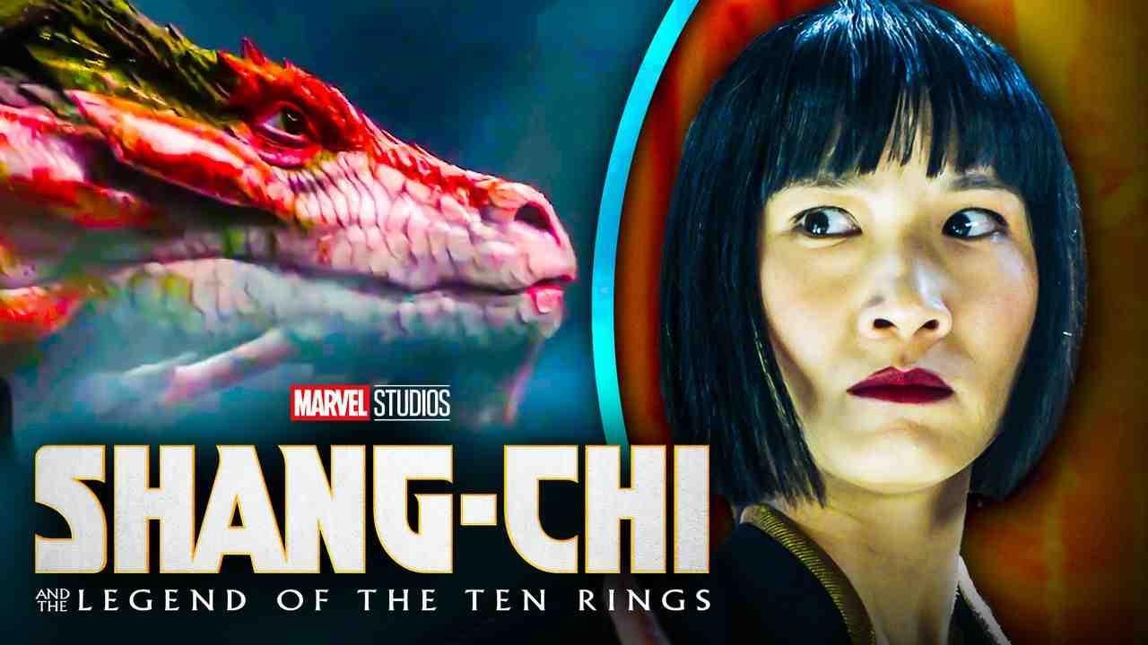 Shang-Chi dragon sister