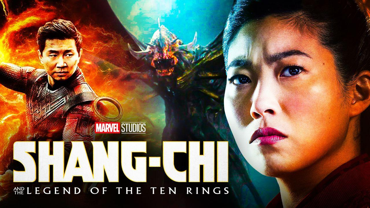 Shang-Chi, Soul Eater, Awkwafina