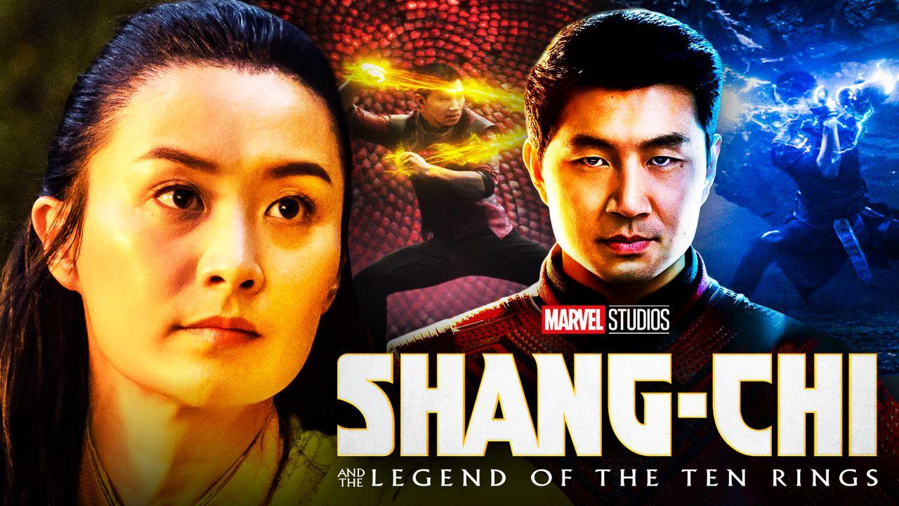 Shang-Chi ending MCU