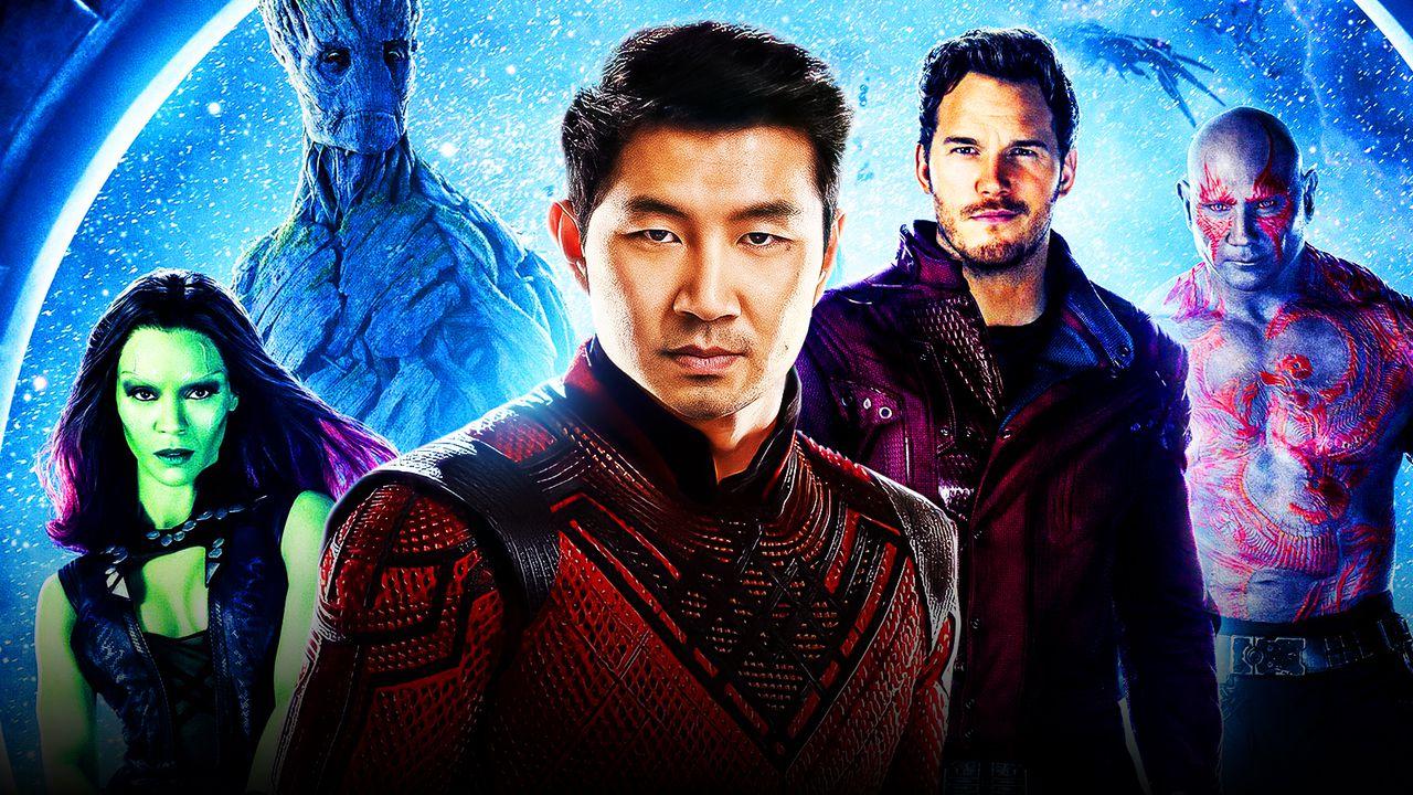 Marvel, MCU, Shang-Chi, Guardians of the Galaxy, Simu Liu, Chris Pratt