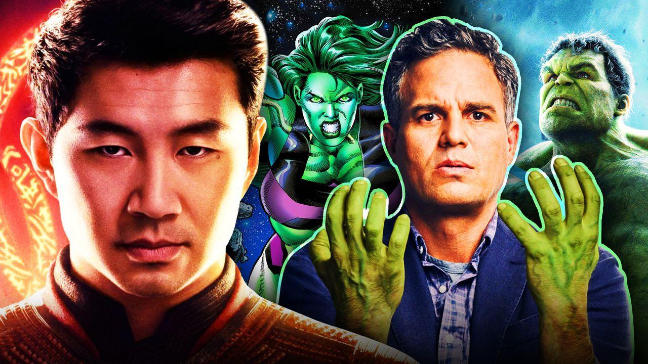 Shang-Chi, Hulk, Mark Ruffalo, Bruce Banner Post-Credits