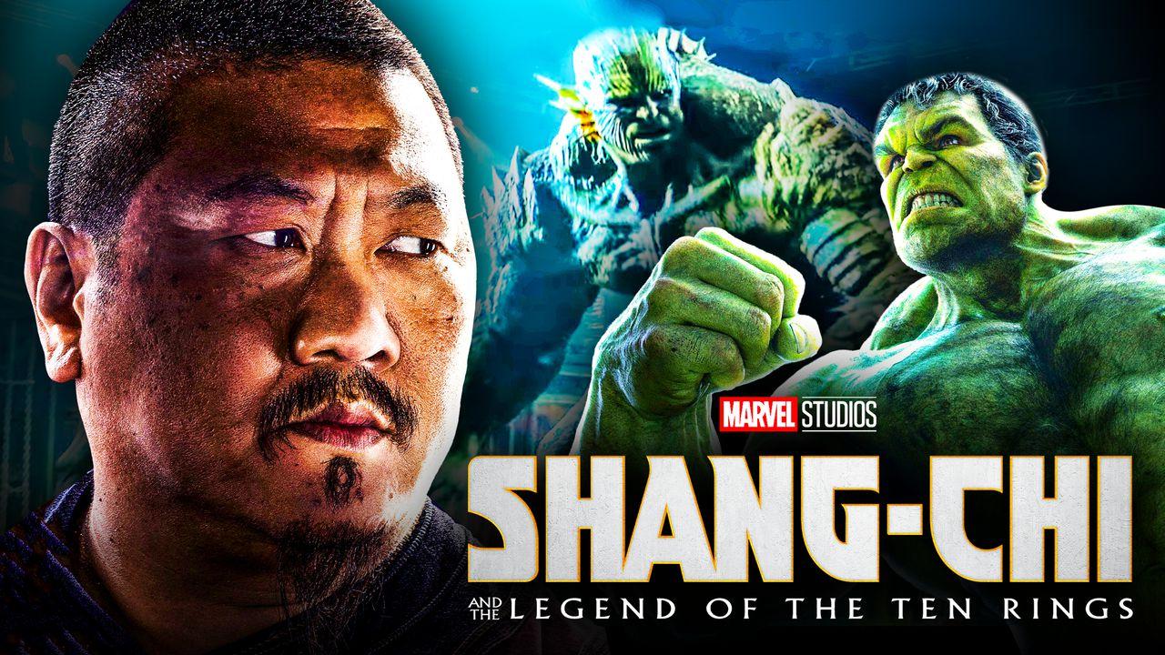 Shang-Chi Hulk Wong Abomination