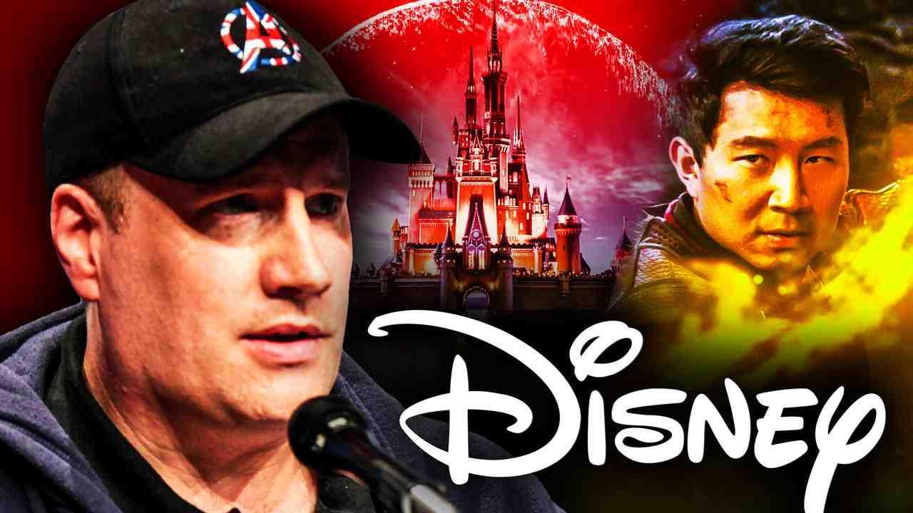 Kevin Feige Disney Shang-Chi
