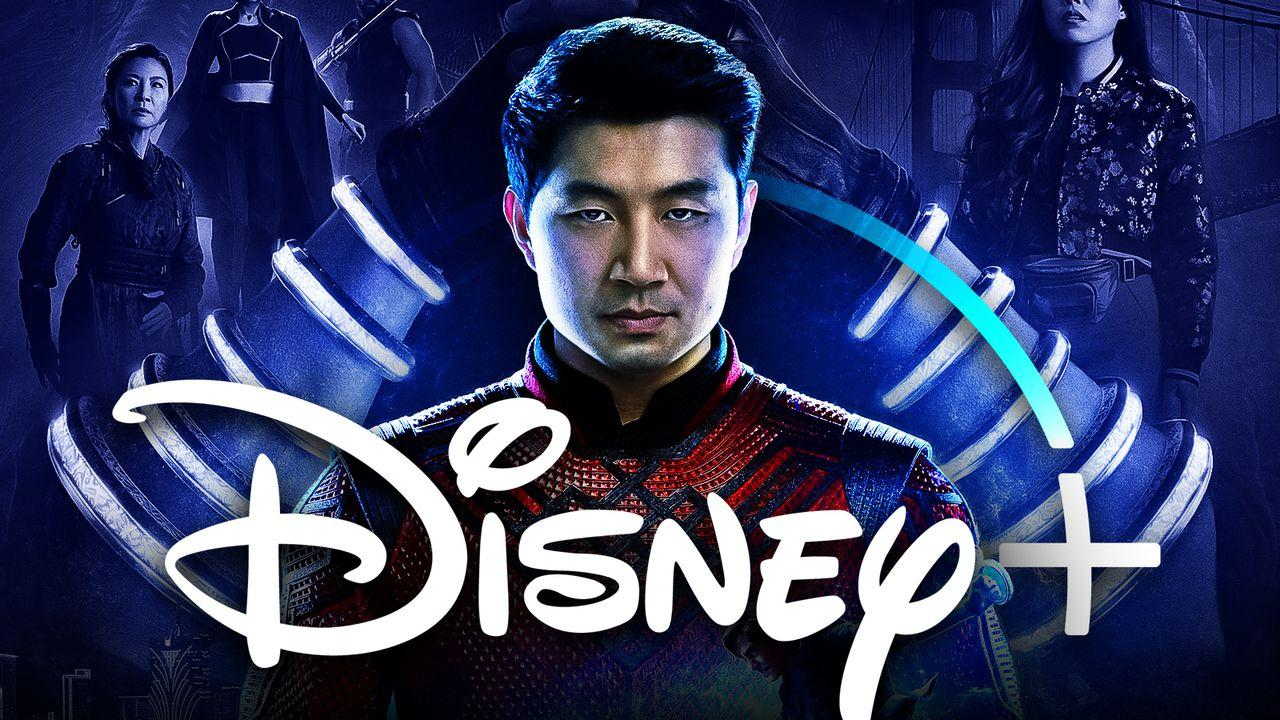 Shang-Chi Disney Plus