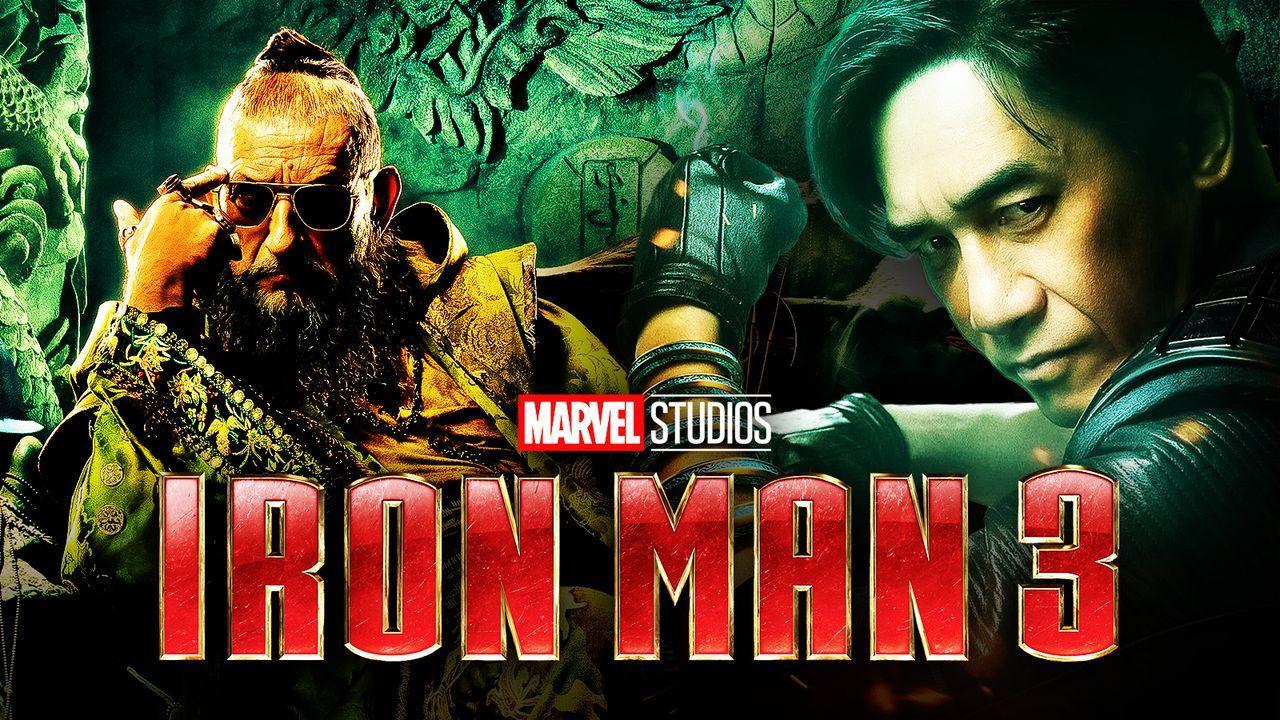Iron Man 3, Mandarin, Tony Leung, Wenwu
