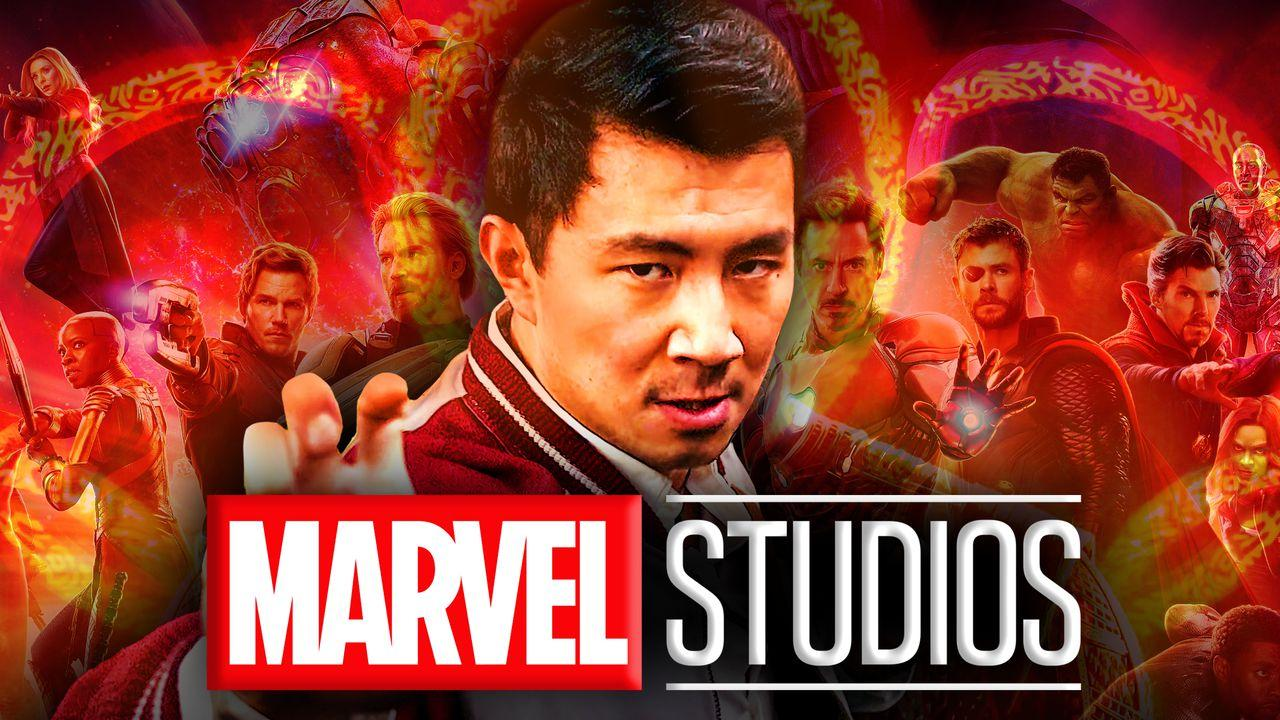 Shang-Chi Simu Liu Marvel MCU