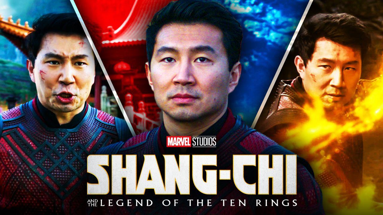 Marvel Shang Chi Simu Liu
