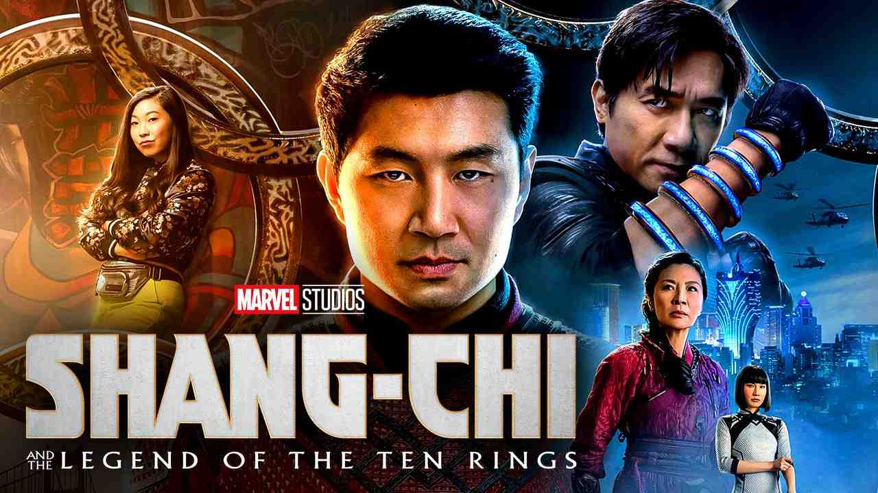 Shang-Chi Movie poster background
