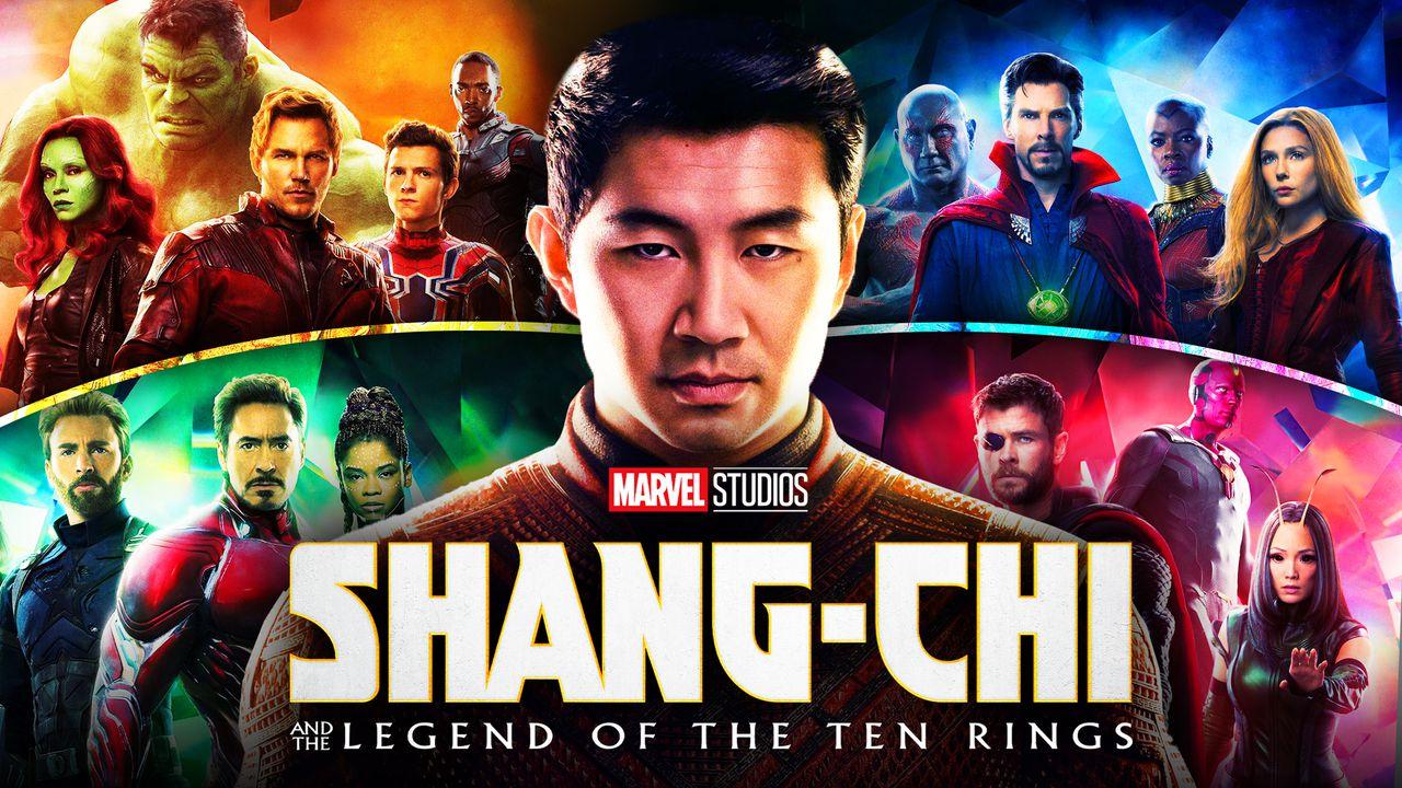 Shang-Chi Post-Credits Scene Hulk Captain Marvel Avengers Explained