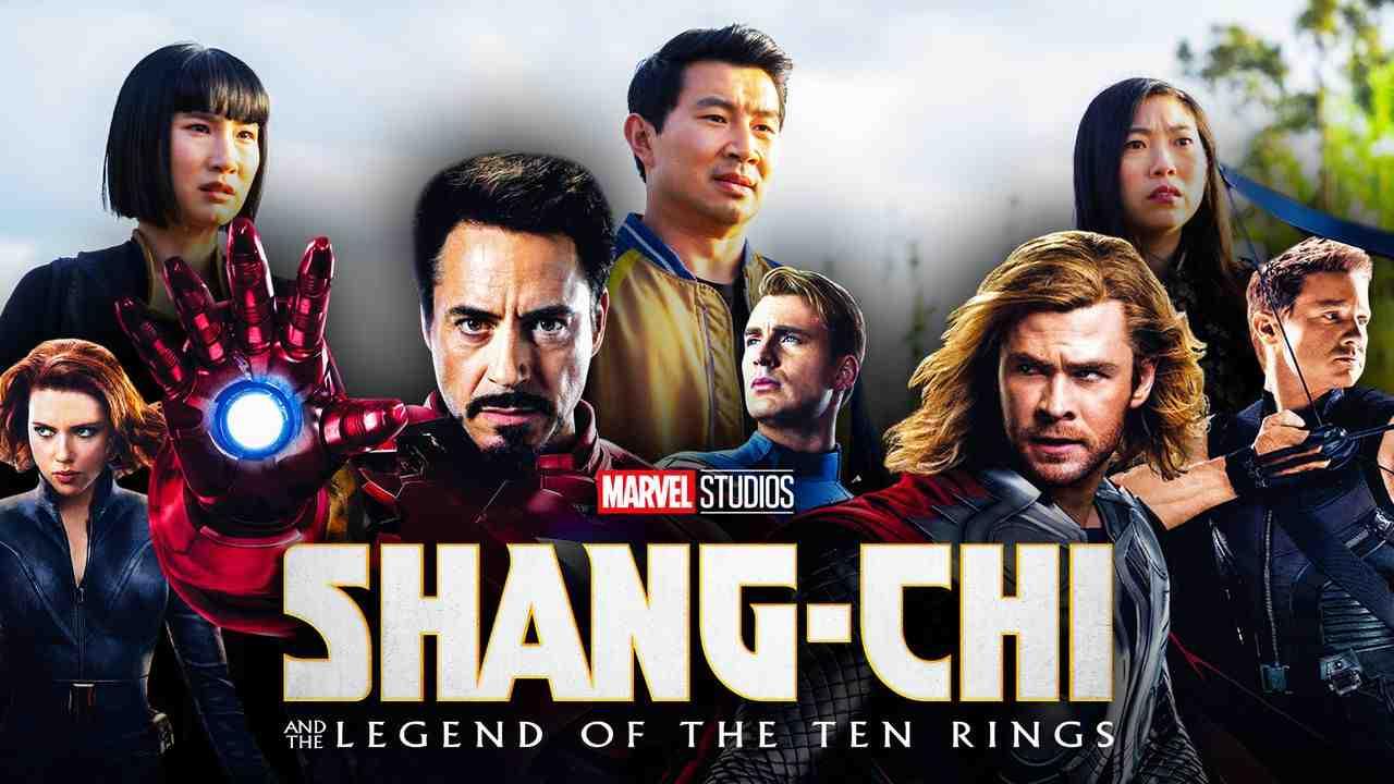Shang-Chi Avengers Assemble