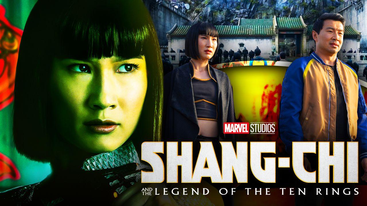 Shang-Chi, Marvel, MCU, Xialing, Meng'er Zhang