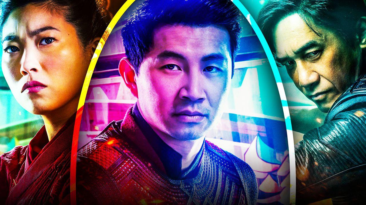 Shang-Chi Mandarin posters
