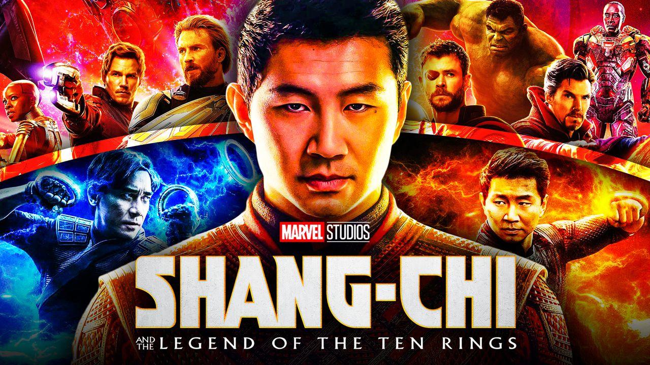 Shang-Chi, Avengers, MCU