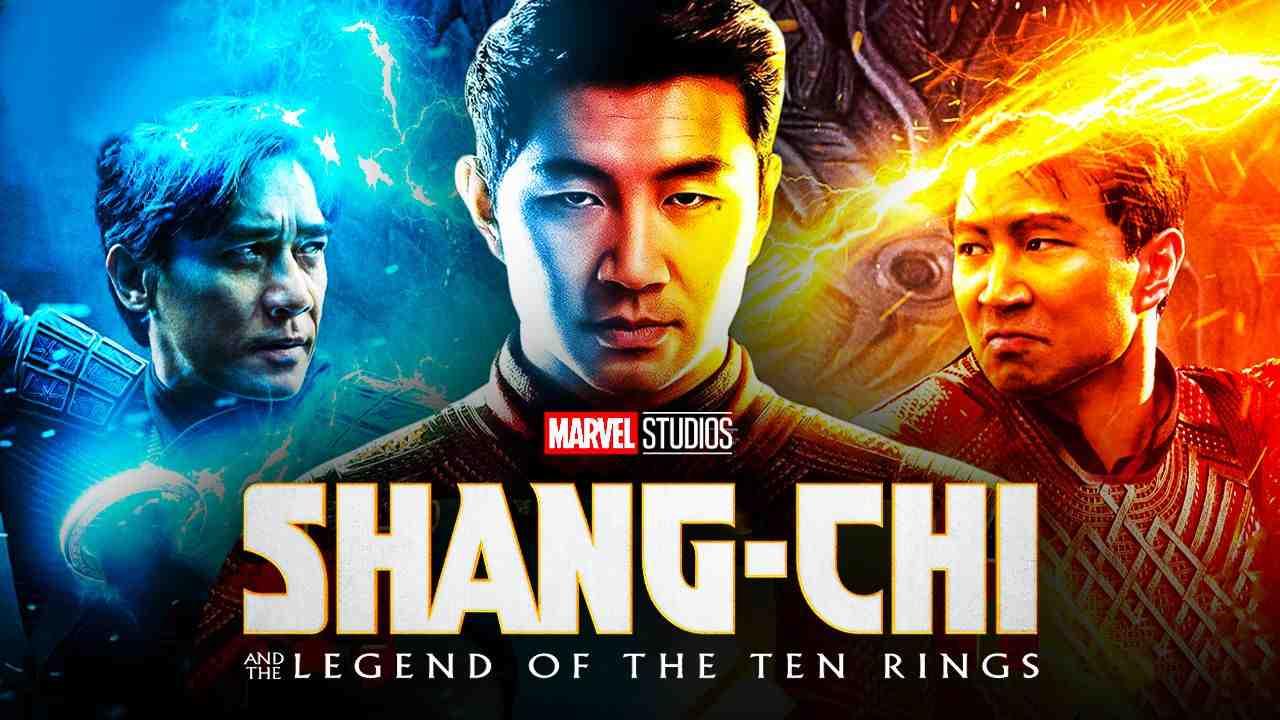 Shang-Chi Marvel Studios Simu Liu The Mandarin