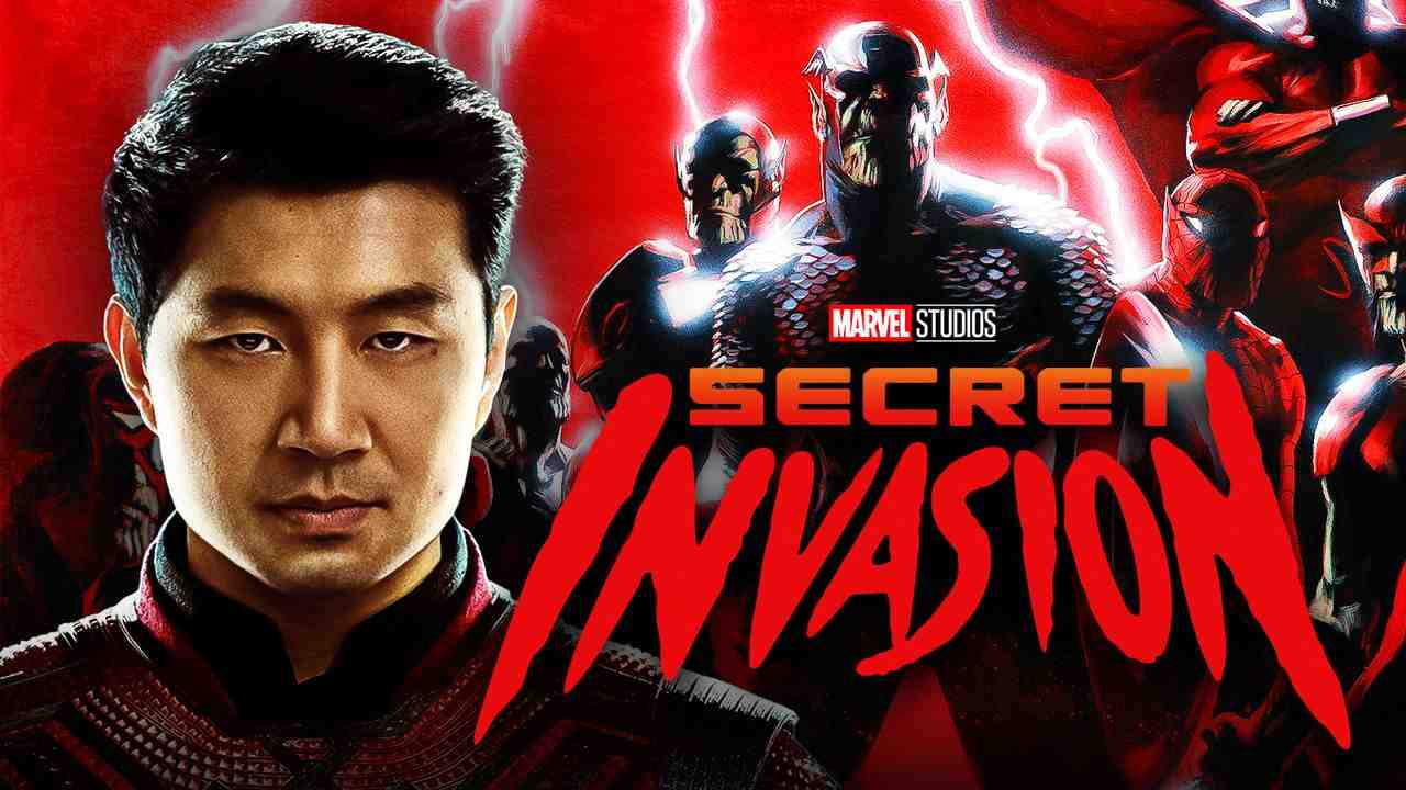 Marvel, MCU, Simu Liu as Shang-Chi