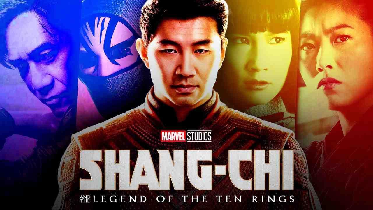 Shang-Chi Movie characters
