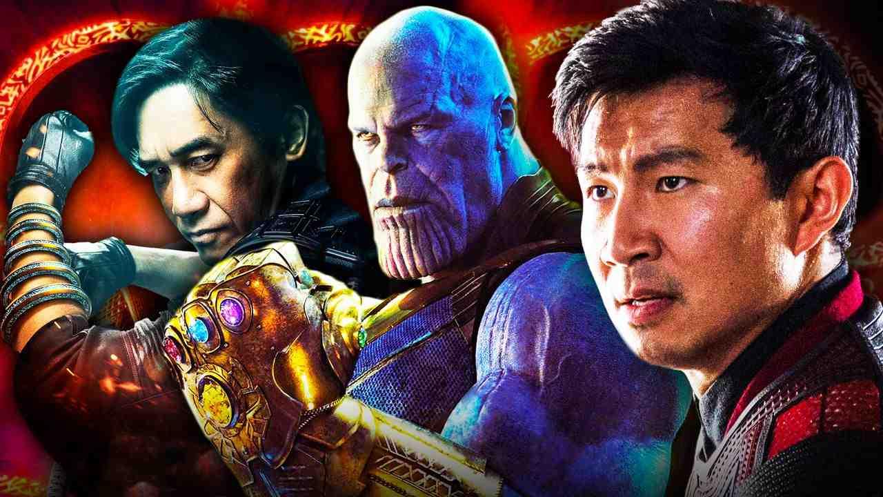 Marvel, MCU, Shang-Chi, Infinity Gaunlet
