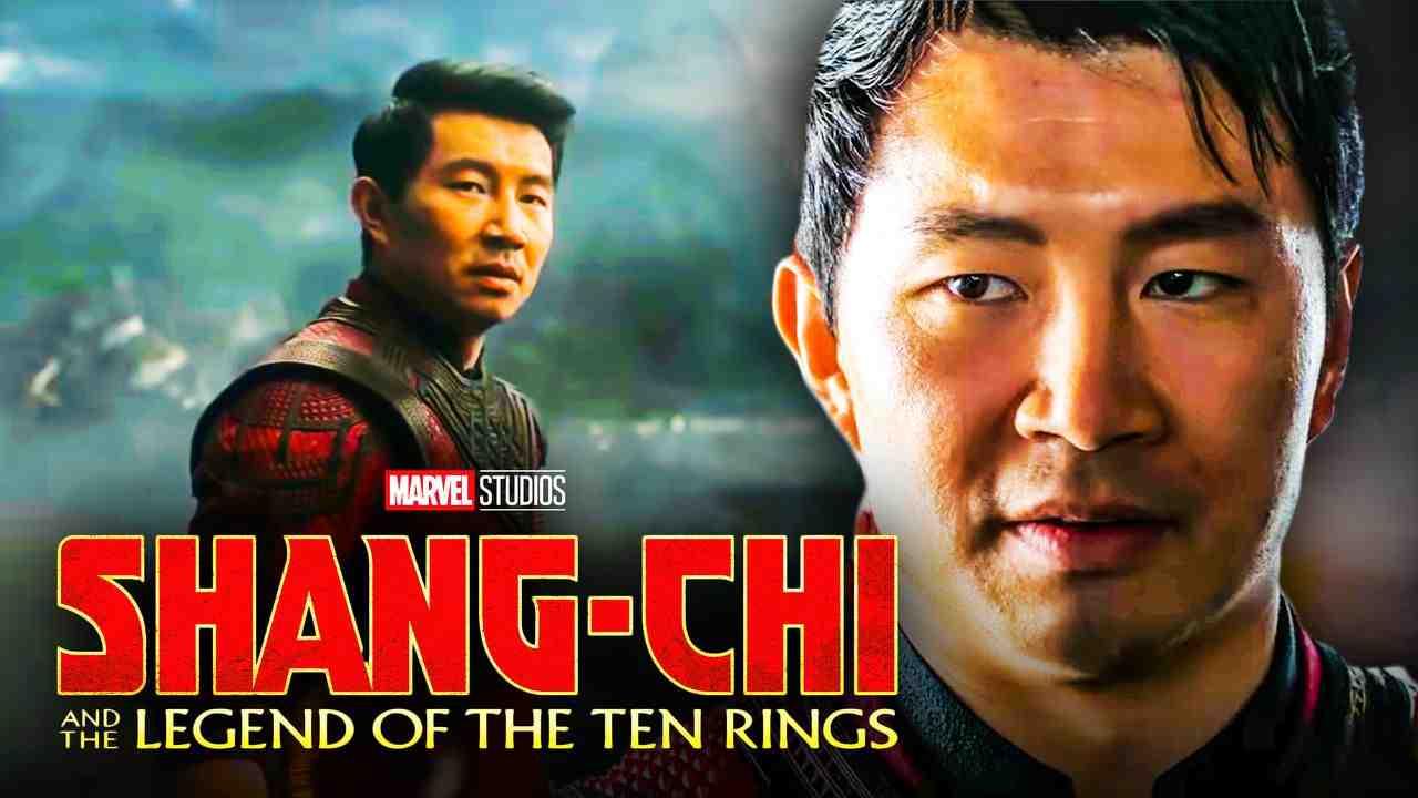 Shang Chi Simu Liu