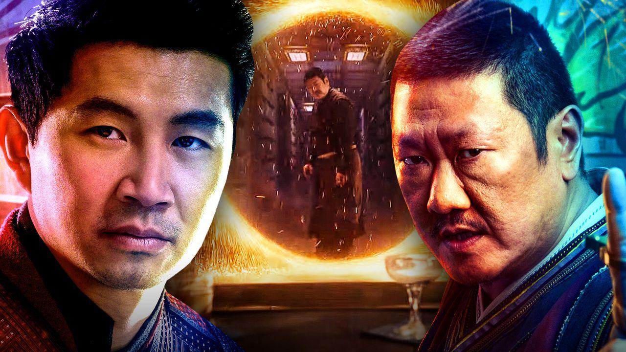 Benedict Wong as Wong