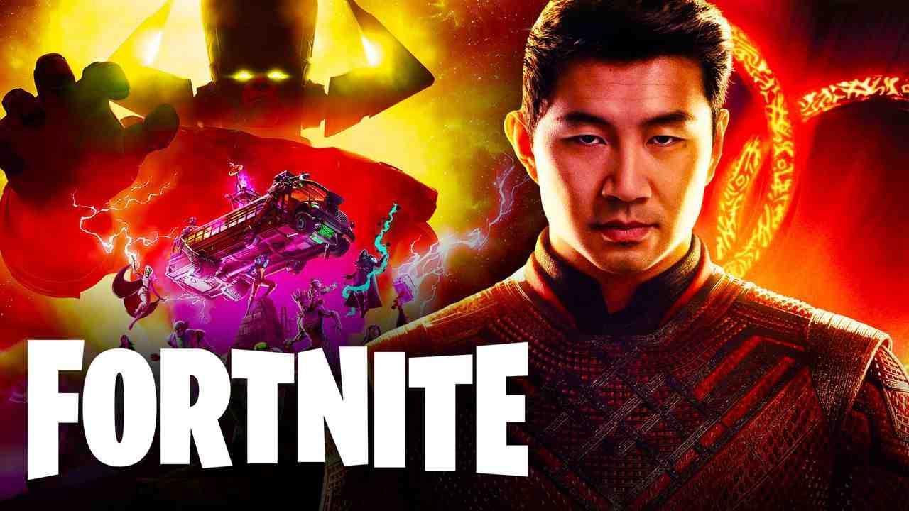 Shang-Chi, Simu Liu, Fortnite, Nexus War, Marvel