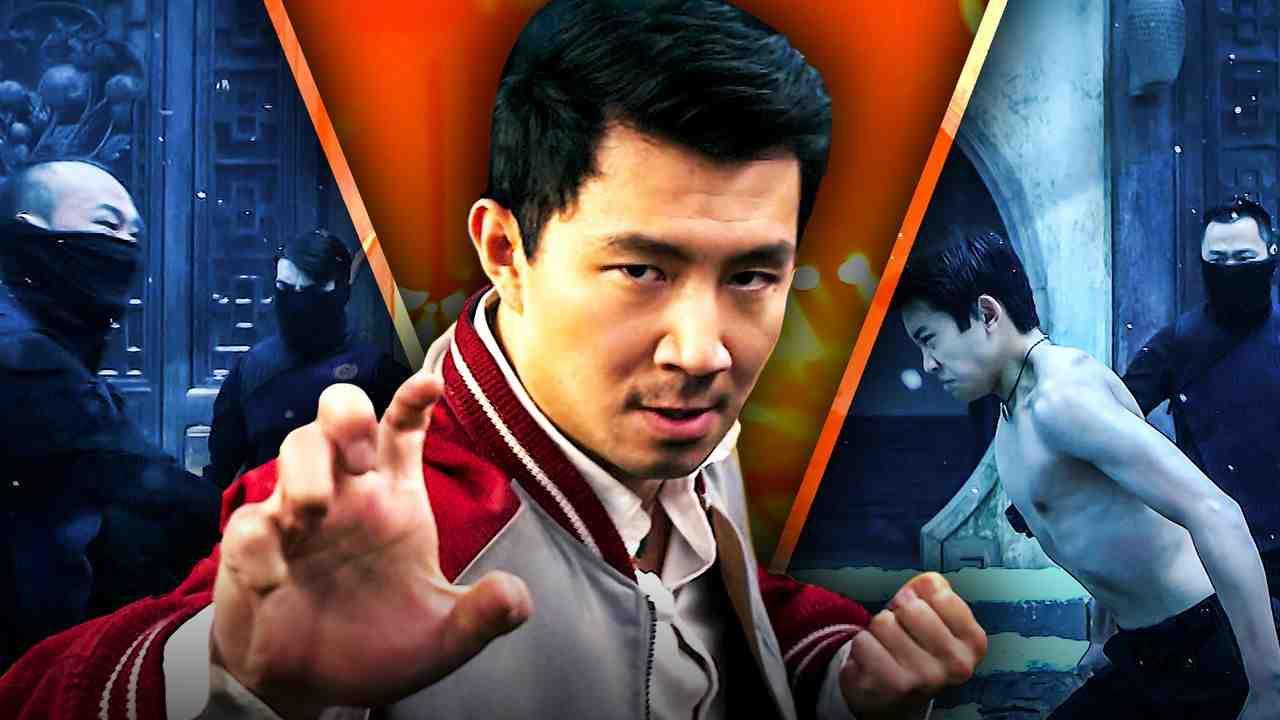 Shang-Chi and the Legend of the Ten Rings Simu Liu Background