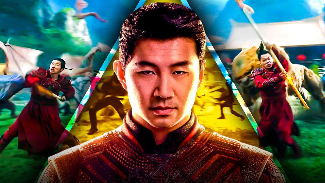 Shang Chi Simu Liu Movie Background