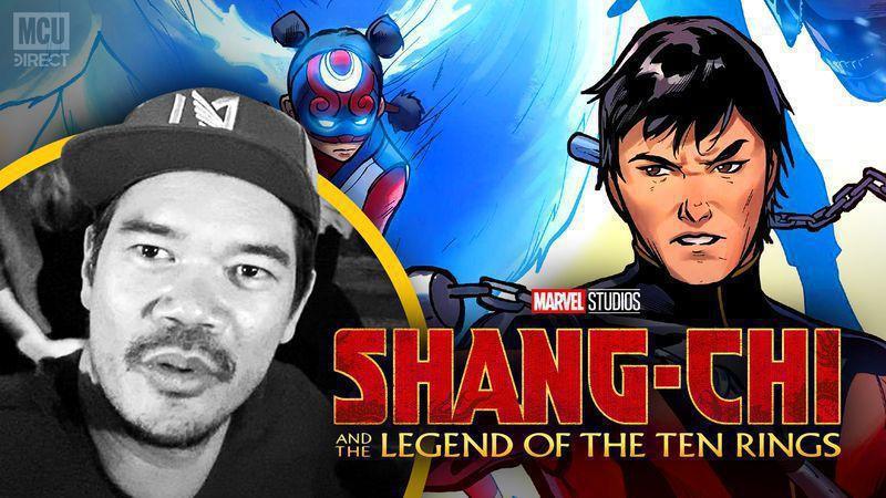 Destin Daniel Cretton, Shang-Chi and the Legend of the Ten Rings