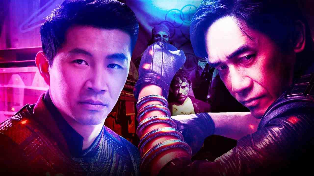Marvel Studios Legends Ten Rings Shang Chi