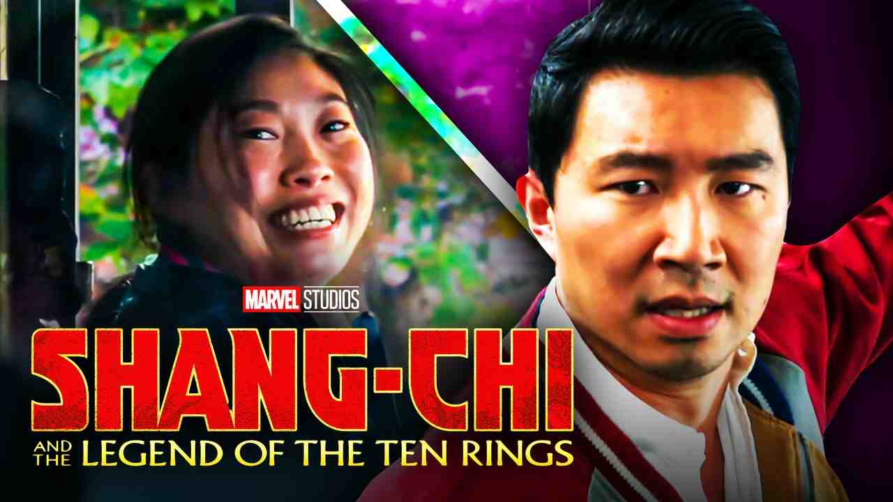 Awkwafina, Shang-Chi and the Legend of the Ten Rings